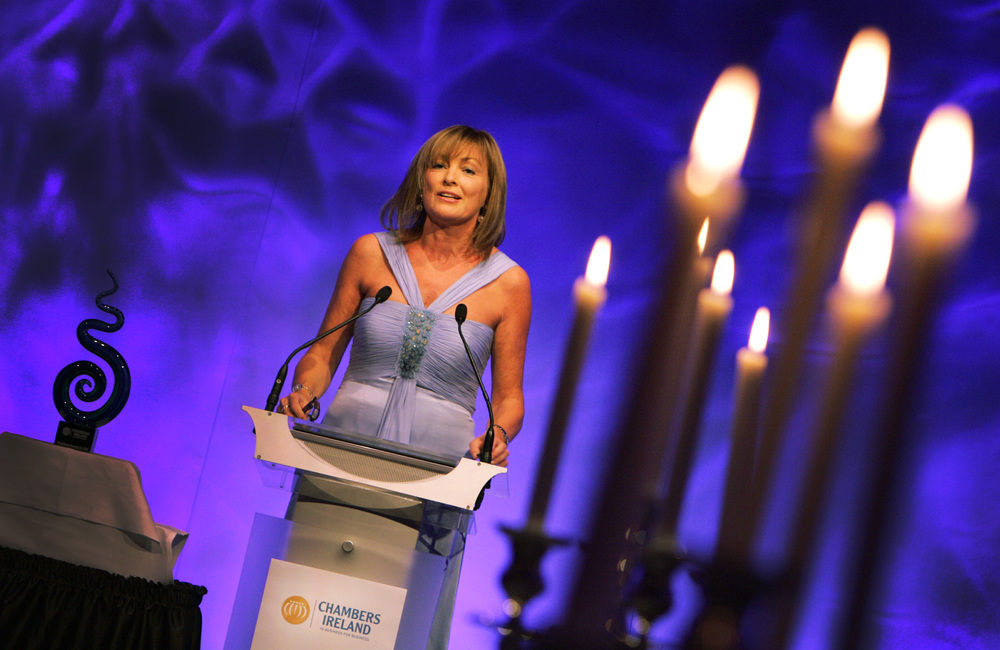 Broadcaster Mary Kennedy is MC for the CSR Corporate Social Responsibility awards