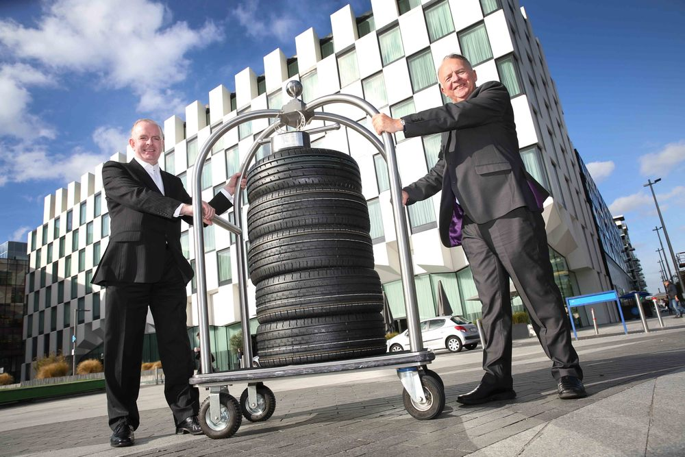 Continental Irish Car of the Year awards launch at Marker Hotel