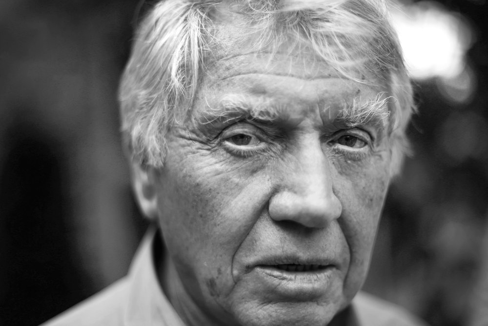 Renowned Photographer Don McCullin