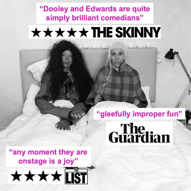 Made it to the second half of #edfringe and haven't yet seen #EnterTheDragons by @comedy_ae? It's time to right that wrong! Catch one of 'The best shows at the Edinburgh festival 2018' - Guardian, @thepleasance. #intotheunknown #edinburgh #comedy