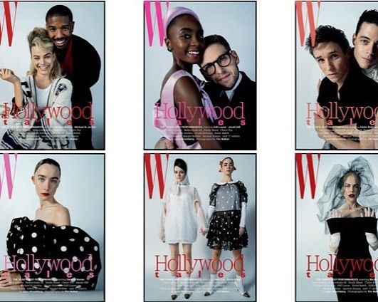 Awards season cover features are go ❤️ #timwalker #wmag