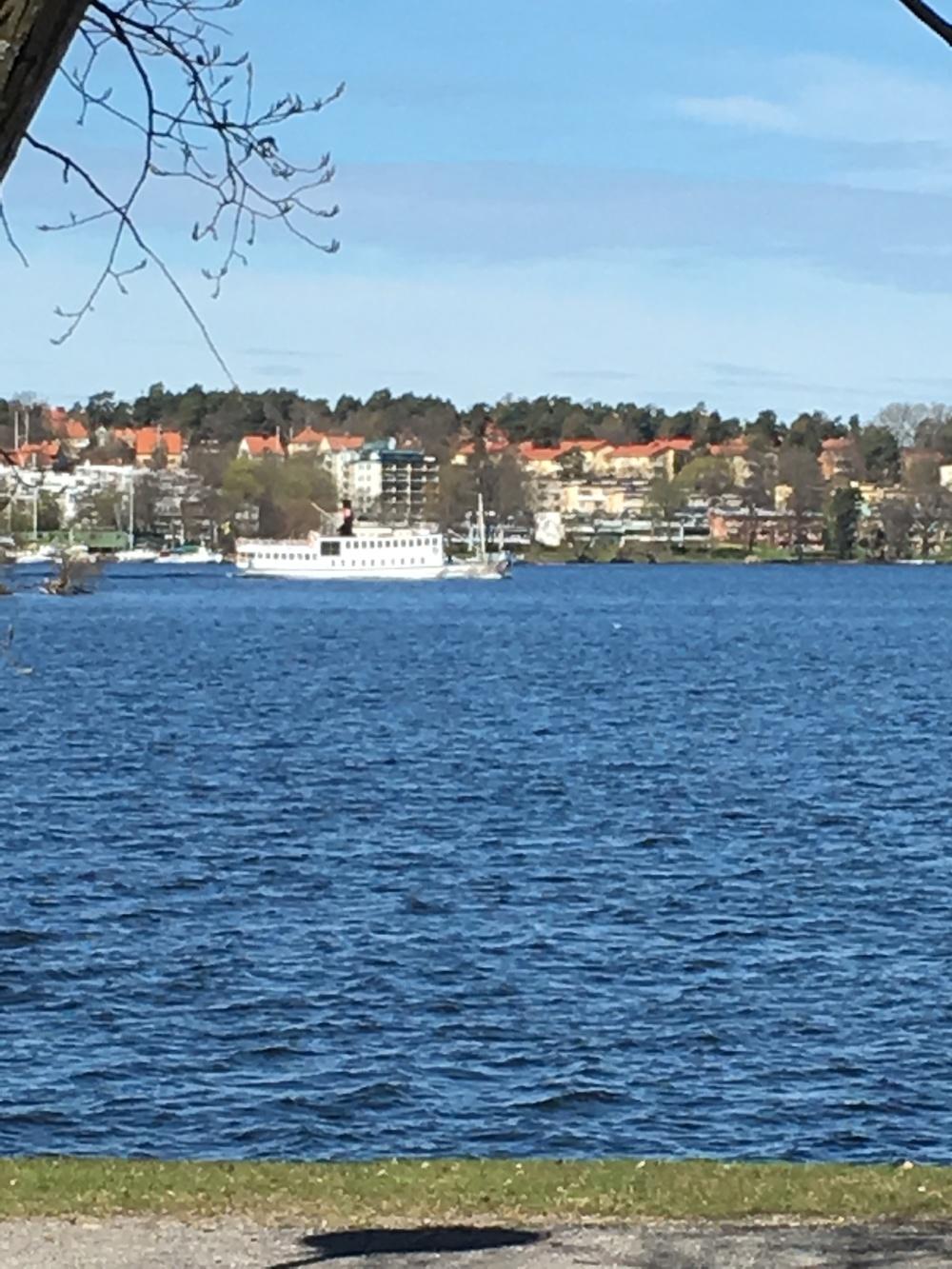 Skärgårdsbåten