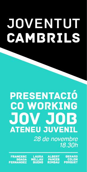 Presentació Jov Job