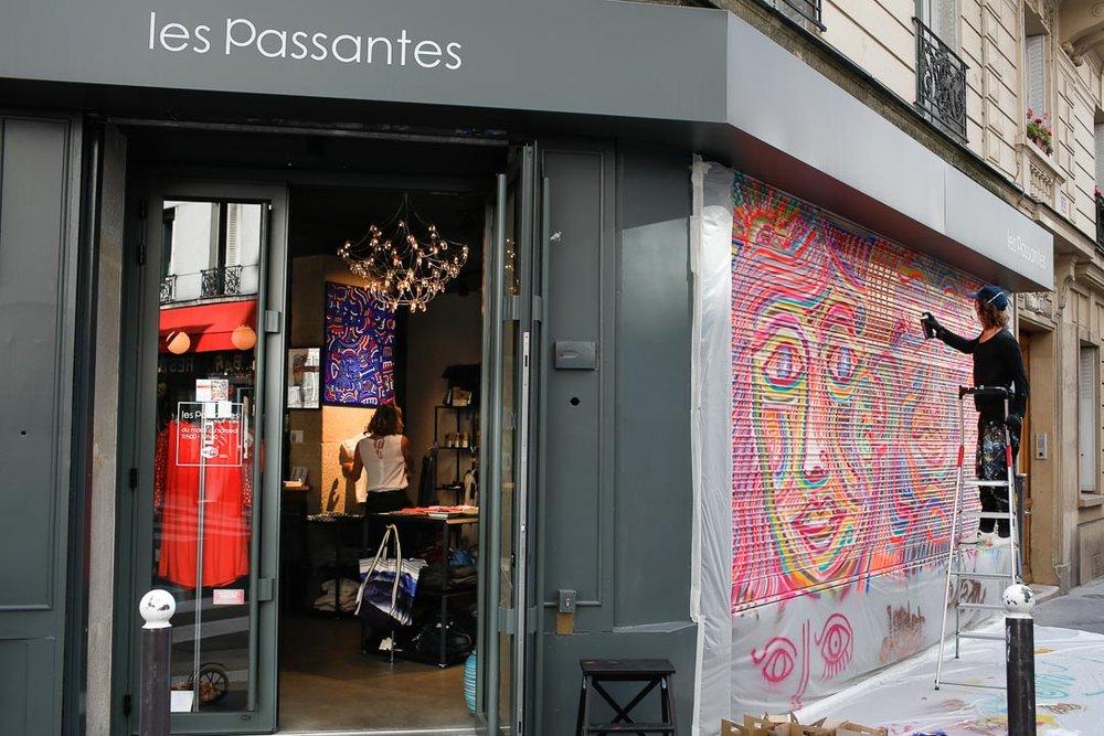 Valerie_Paumelle_agent_Julien_Calot_live_painting_Sophie_Brandstrom_photographe_Les_Passantes_Paris (13).JPG