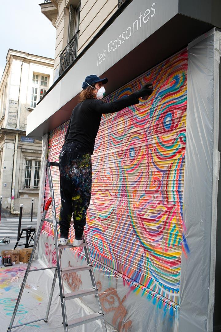 Valerie_Paumelle_agent_Julien_Calot_live_painting_Sophie_Brandstrom_photographe_Les_Passantes_Paris (17).JPG