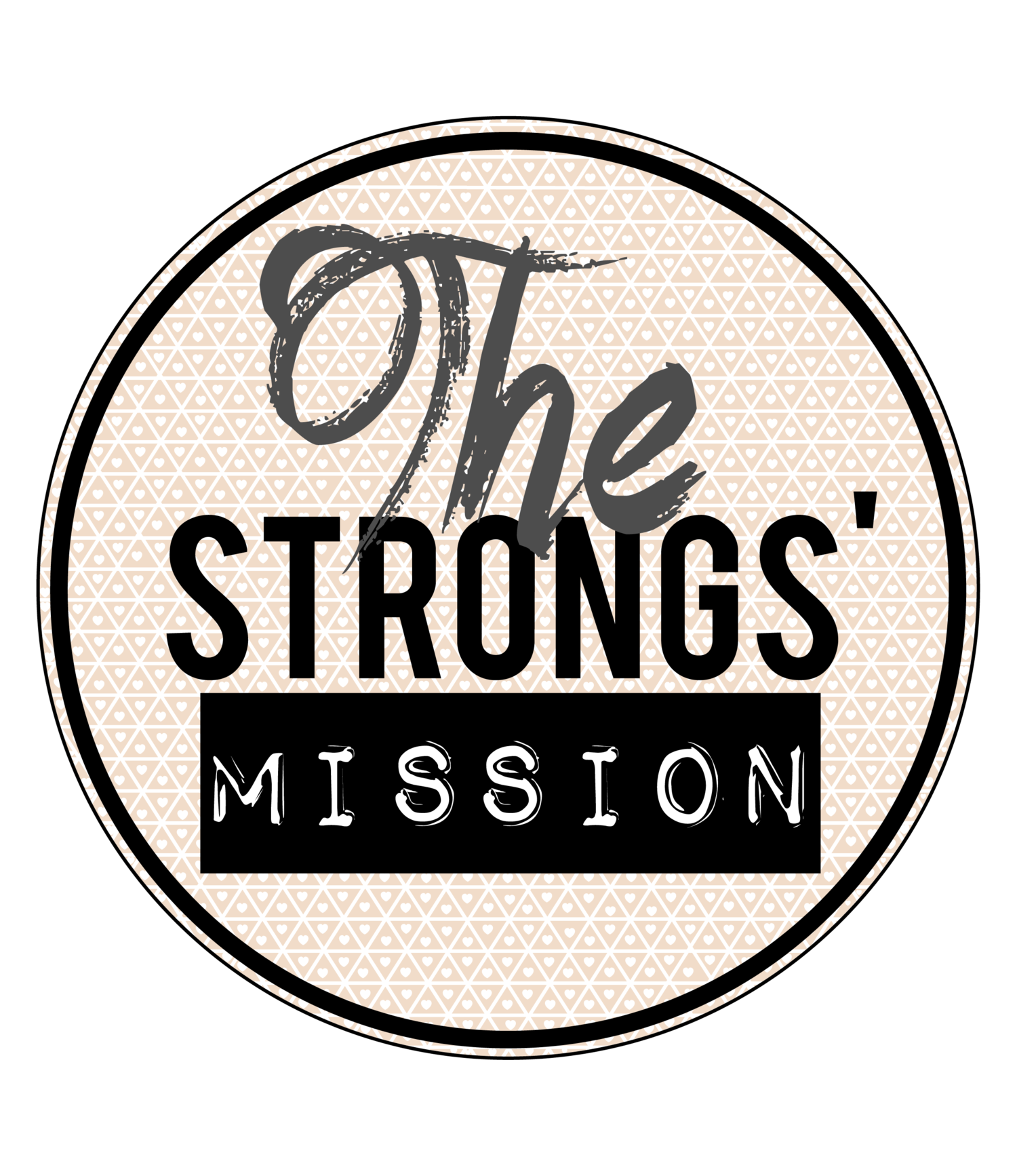 The Strongs' Mission