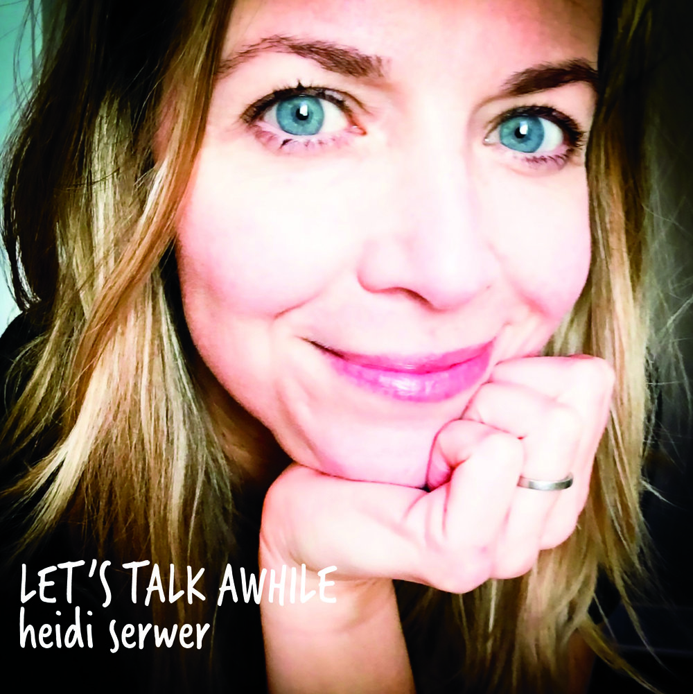 NEW RELEASE! - LET'S TALK AWHILE - EP out 6/22/18Available for purchase on Hey Man! Records or iTunes.