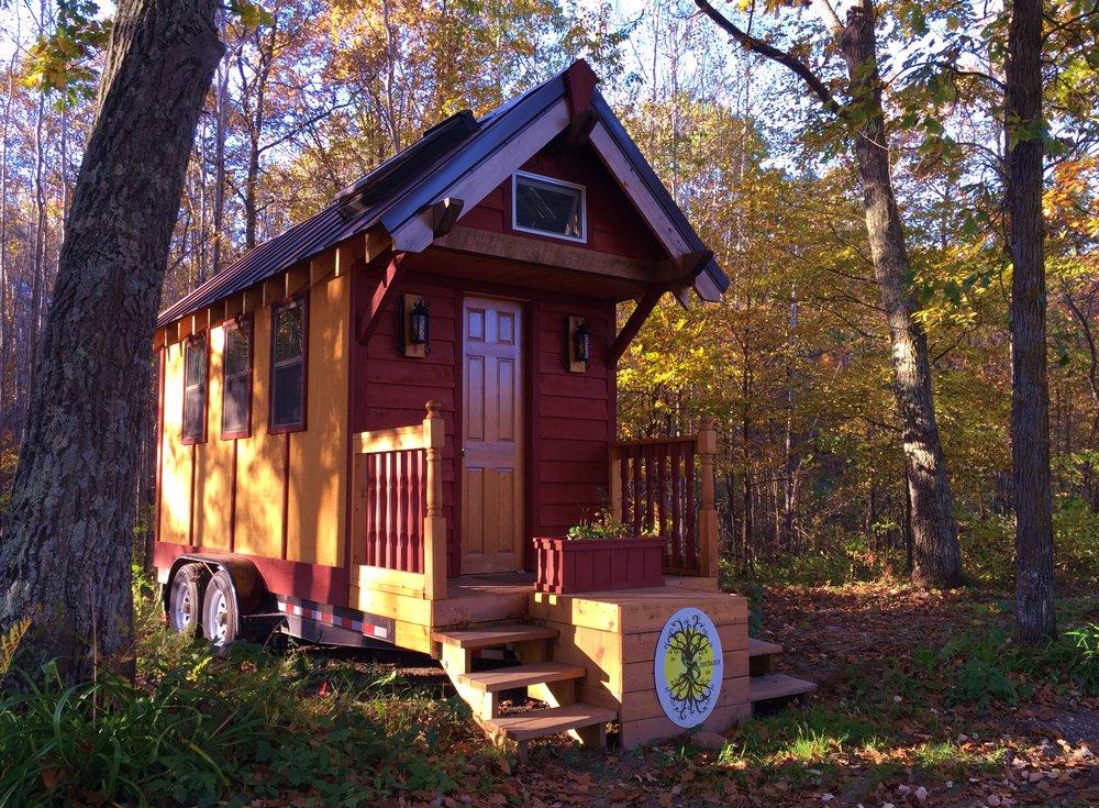 Minnesota tiny house laws