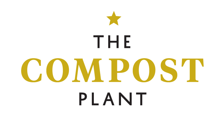Thanks to our new partner, The Compost Plant!