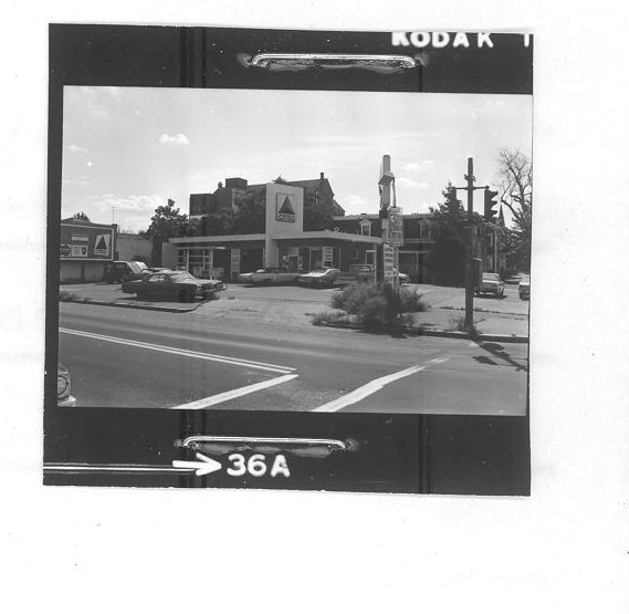 Historic photograph from 1973