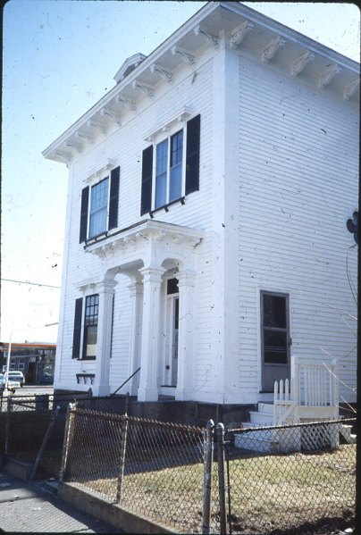 Exterior, c. 1979 Mary A. Gowdey Library of House Histories