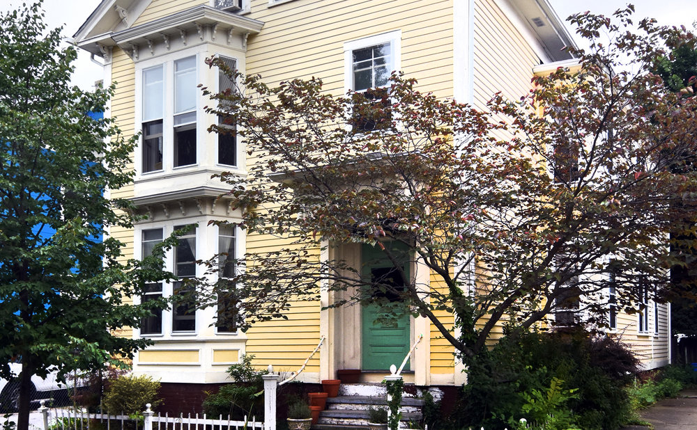 WBNA HOUSE TOUR  FROM VACANT TO VIBRANT  84 Vernon Street   BUY TICKETS