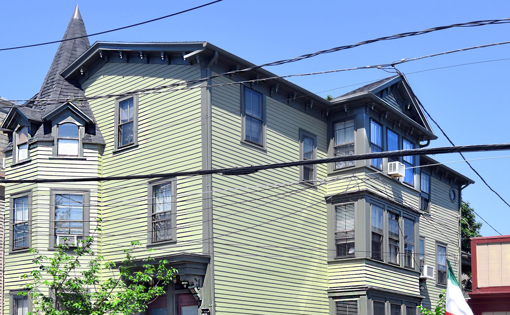 WBNA HOUSE TOUR  FROM VACANT TO VIBRANT 247 Carpenter Street   BUY TICKETS