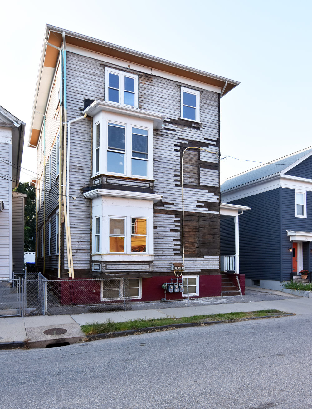 WBNA HOUSE TOUR  FROM VACANT TO VIBRANT 197 Carpenter Street   BUY TICKETS
