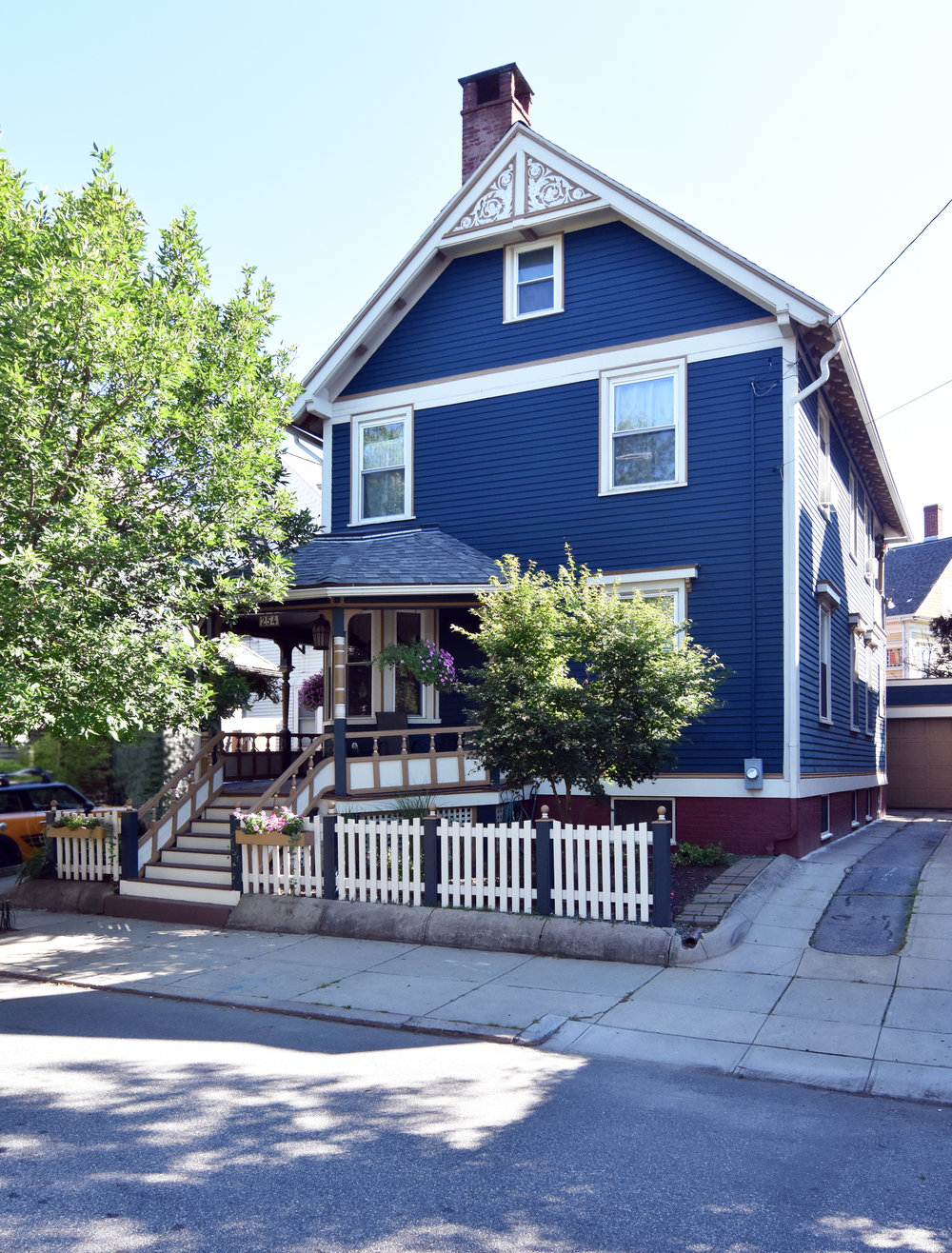 WBNA HOUSE TOUR  FROM VACANT TO VIBRANT 254 Knight Street   BUY TICKETS