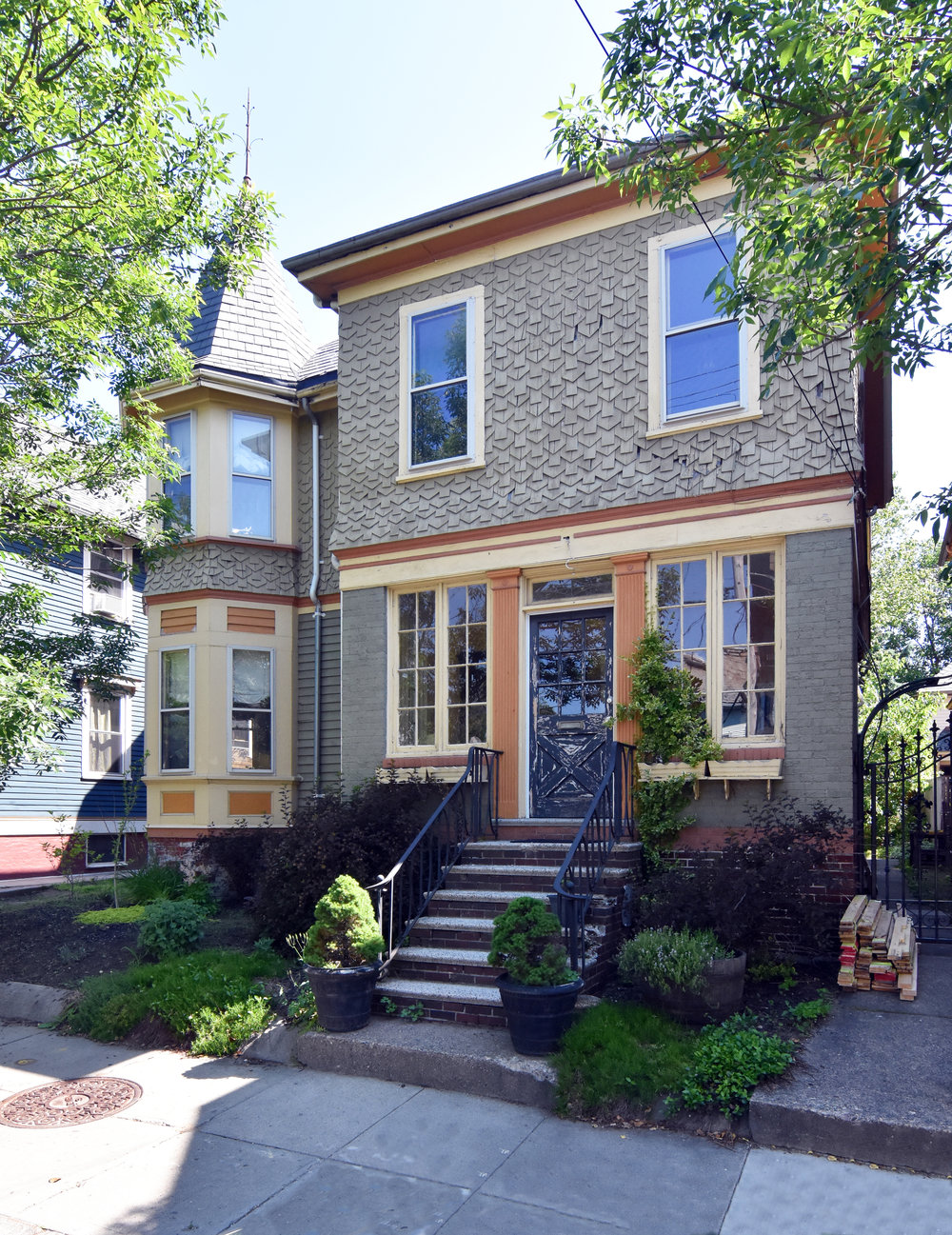 WBNA HOUSE TOUR  FROM VACANT TO VIBRANT 260 Knight Street   BUY TICKETS