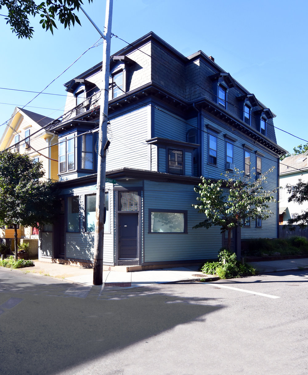 WBNA HOUSE TOUR  FROM VACANT TO VIBRANT 263 Knight Street   BUY TICKETS