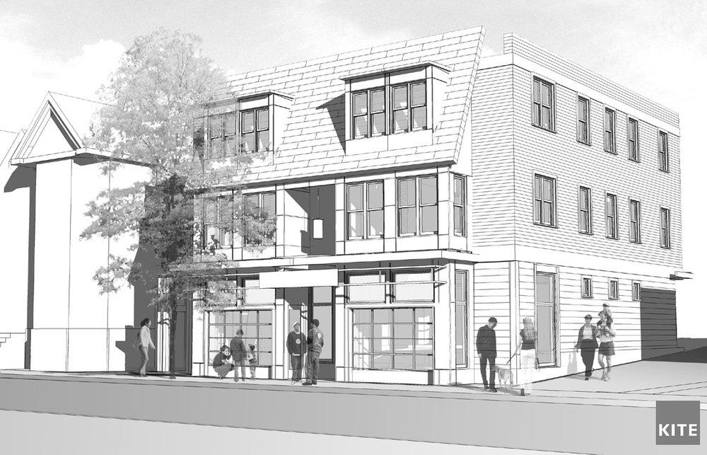 Rendering courtesy of KITE Architects