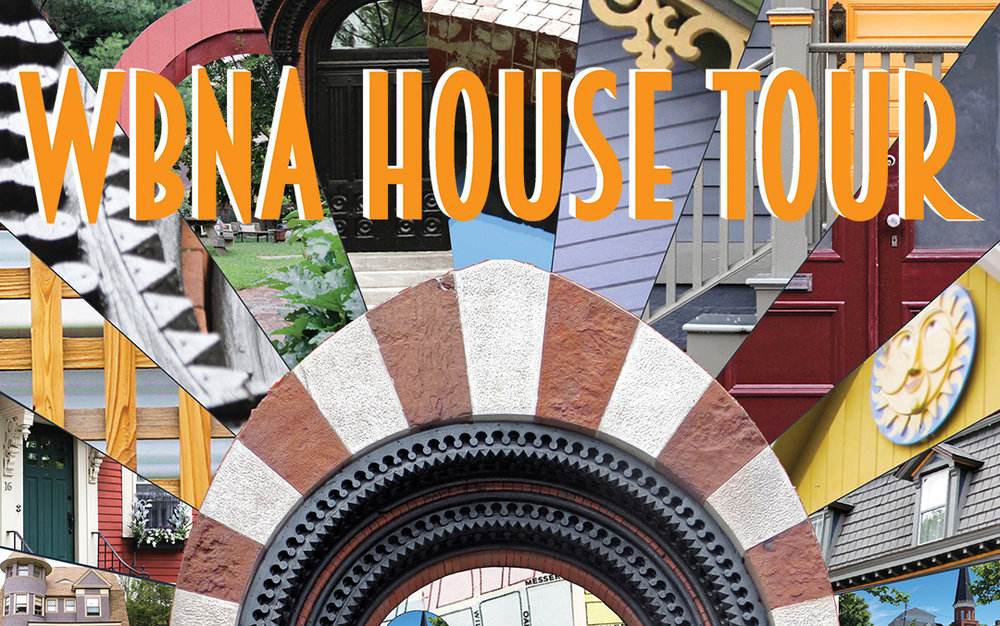 Find out more about this year's self-guided tour on the  WBNA House Tour page .
