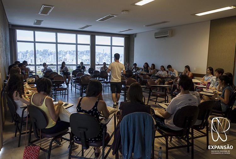 Workshop realizado no R Design 2013, em Porto Alegre.