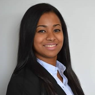 Yenifer Perez,  FInancial Coaching Associate