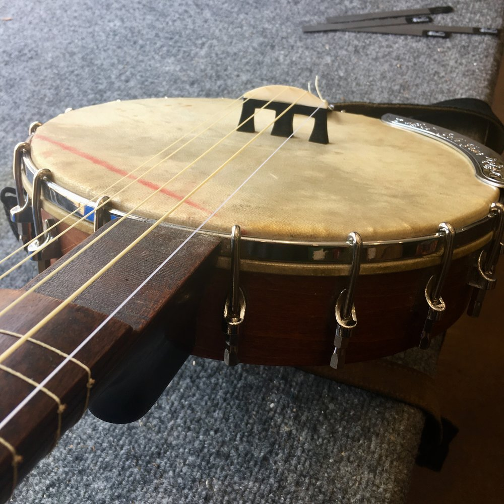 Custom Banjo Bridges