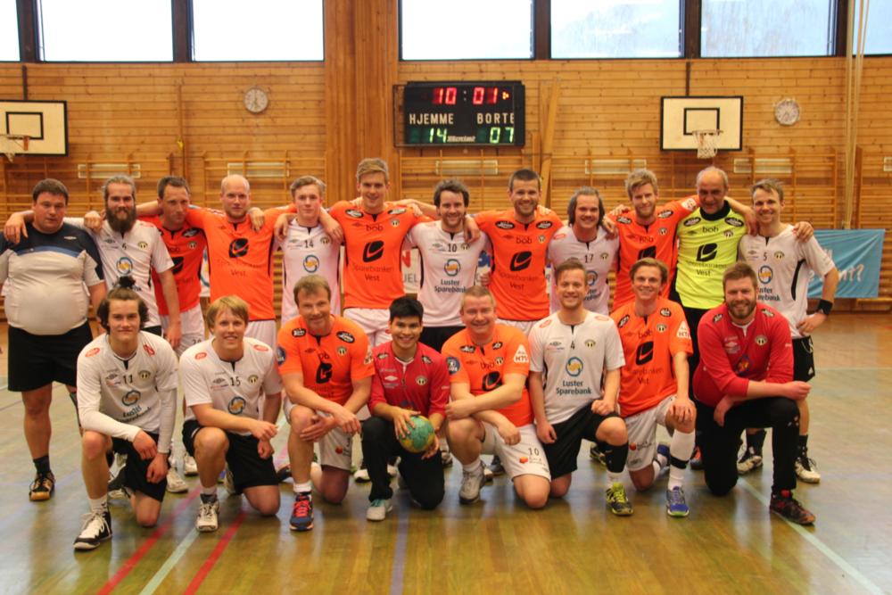 Lagbilde Sogndal handball og Sogndal fotball