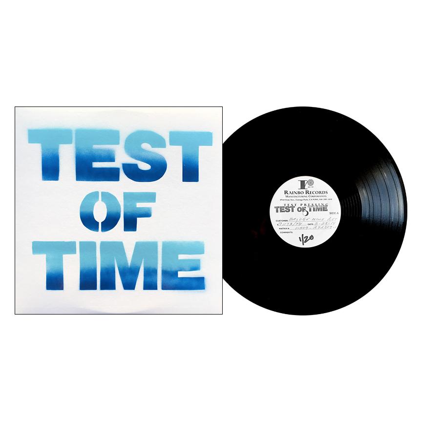 Test Press / 20