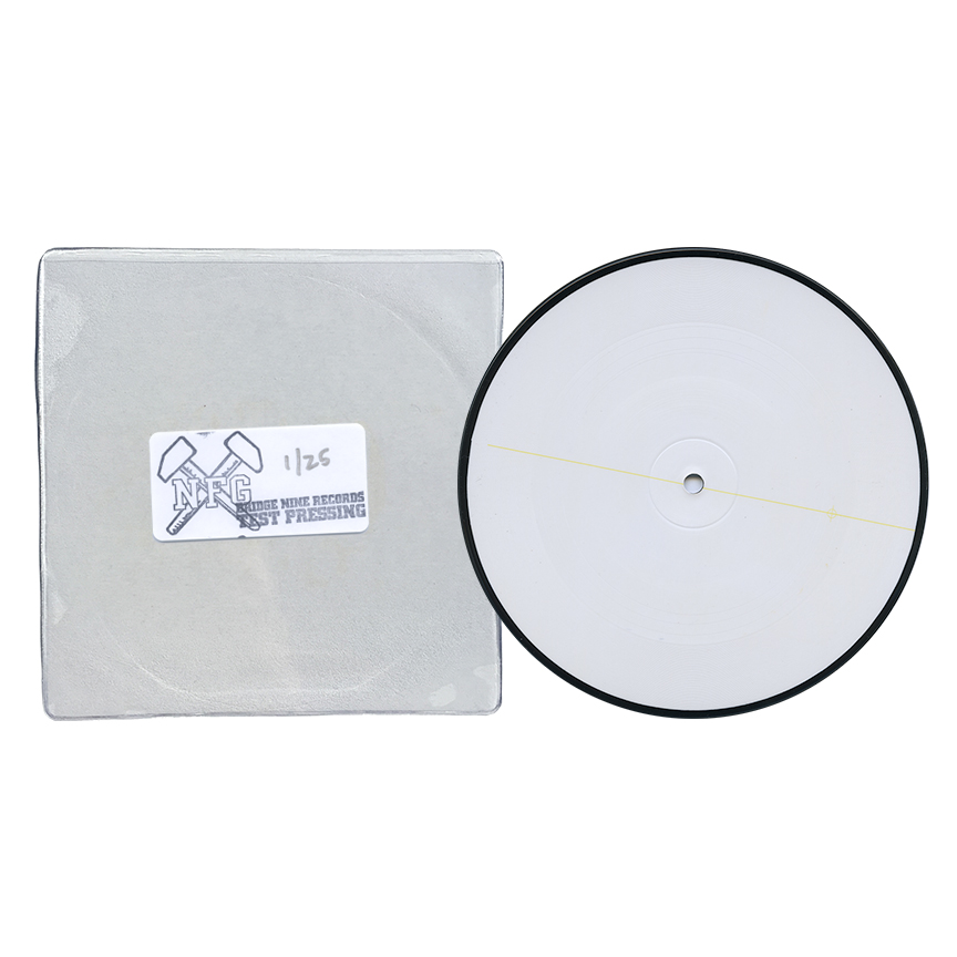 Test Press ( Pic Disc)  / 25