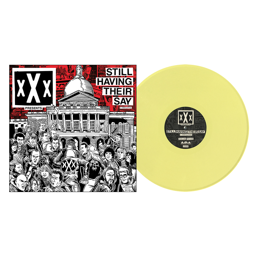 1st Press (RevHQ Exclusive) / 300