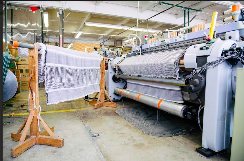 Photo Credit: Lucas Vasilko Courtesy of The Weaving Mill