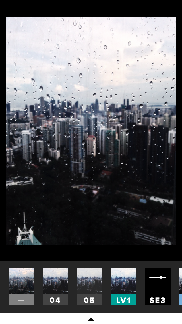 VSCO Cam:A hundred over filters to choose from