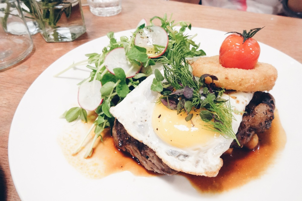 Breakfast Steak – SGD$23.90