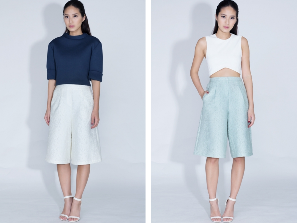 Klarra – Todd Tailored Culottes