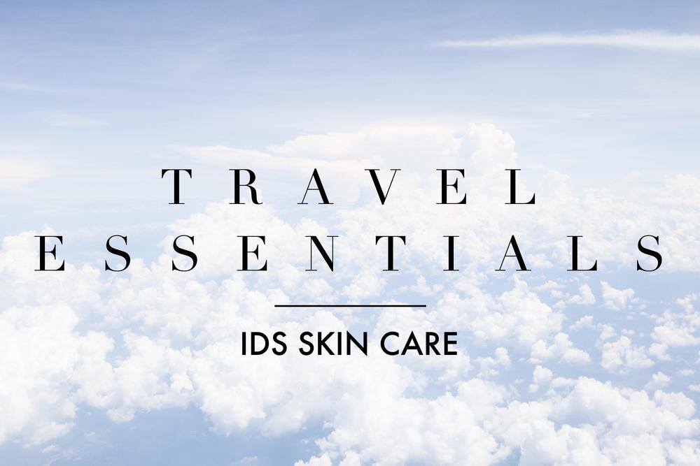 Travel Essentials: Skincare Products
