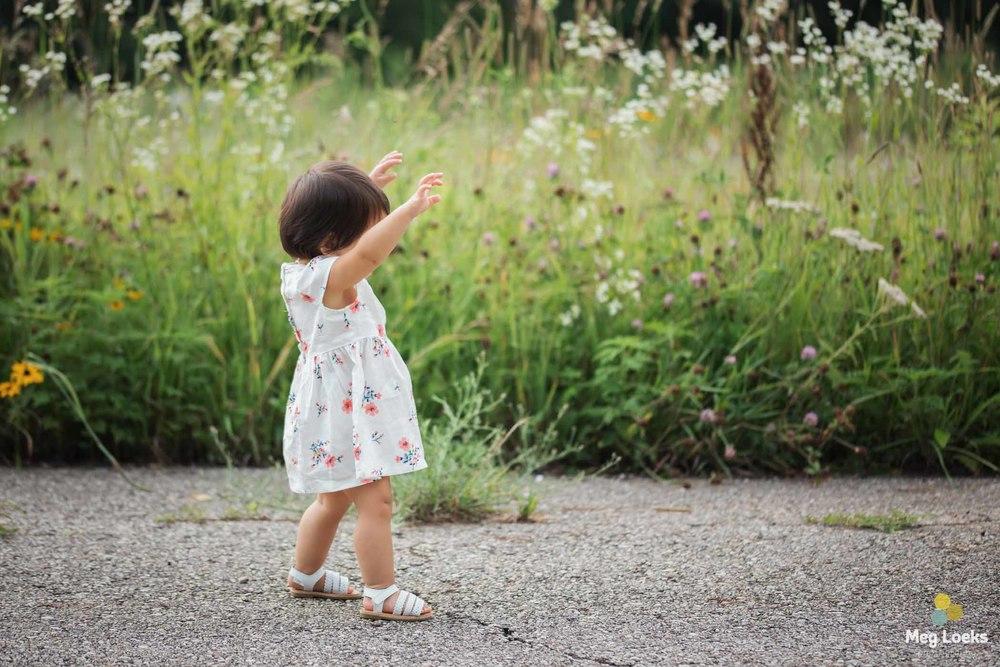 See! I can walk!