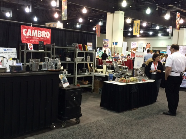 Wisconsin Restaurant Association Show 2015