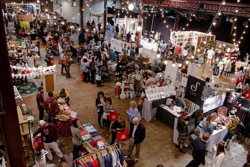 MADE SOUTH is a Southern holiday tradition! Come sample the best of what your Southern small businesses and artisans have to offer in a fun, relaxed, and festive atmosphere! (photo courtesy MADE SOUTH)