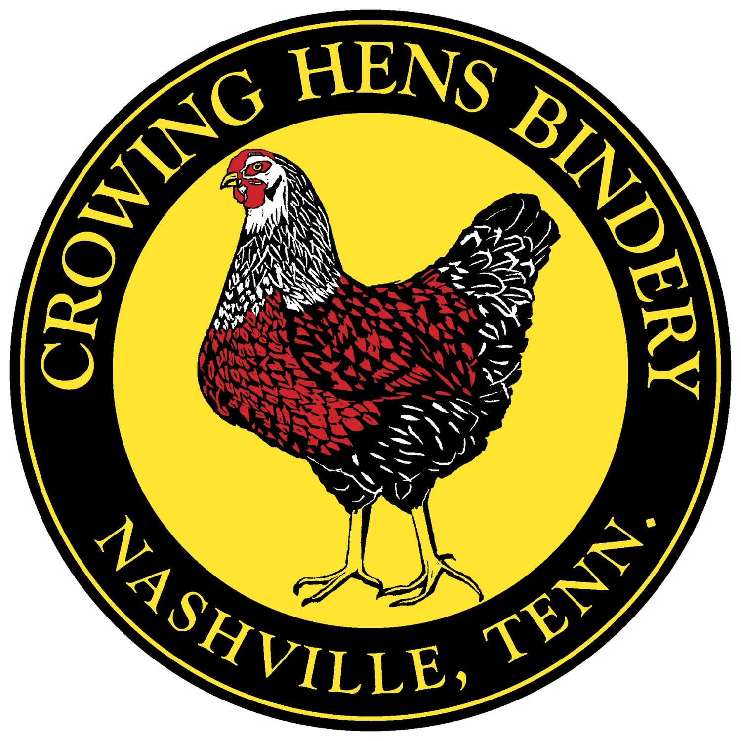 Crowing Hens Bindery