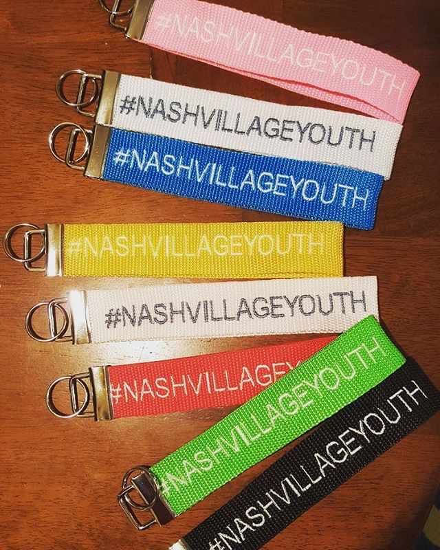 Our first round of new driver keychains are in!  So if you're a village youth who has a permit or license, stop by the village youth wall this Sunday at church. #nashvillageyouth