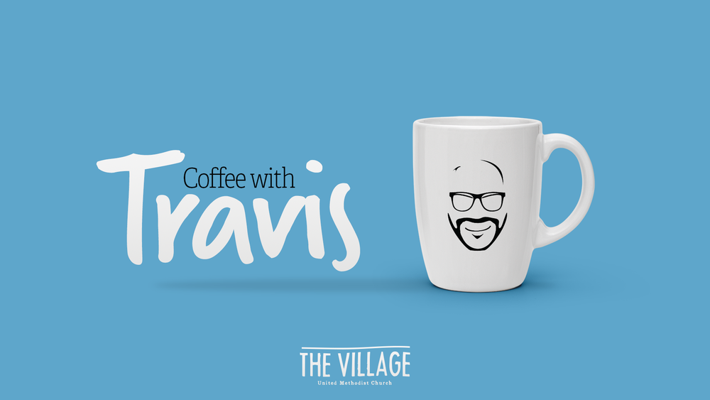Coffee and conversation about membership at The Village