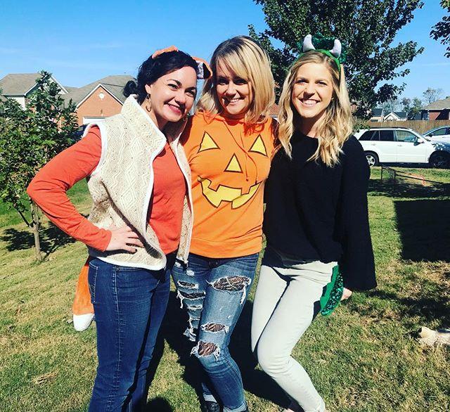 Happy Halloween from your #nashvillagekids staff! We love our Village Kids families!!