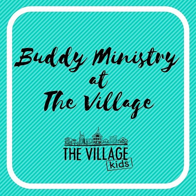 We believe in the importance of welcoming and loving all children and families, no matter what their needs or abilities might be. The Village Kids Buddy Ministry is available and ready to welcome, care for and support children who might not otherwise be able to participate in a church children's ministry.  Email Joanna at joanna@thevillagenashville.com if you are an interested family or if you would like to serve on our buddy team. #specialneedsministry #inclusionministry #nashvillagekids