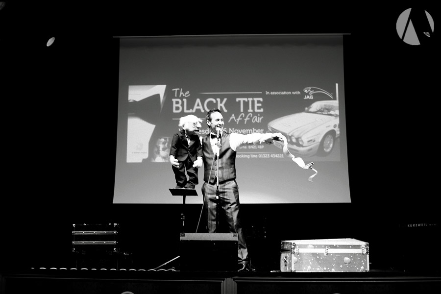 Steve Hewlett - Comedian