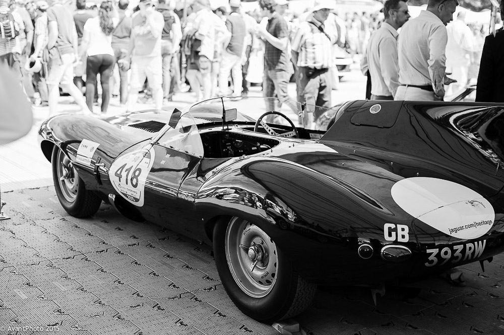 1956 Jaguar D-Type Long Nose