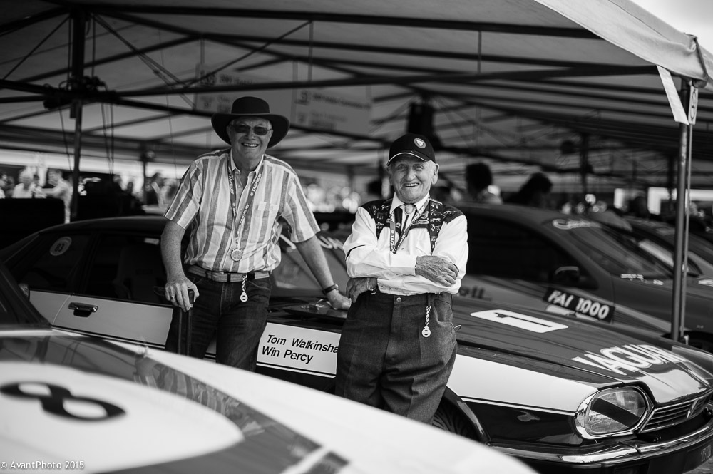 Legends at Goodwood Festival Of Speed - Jaguar