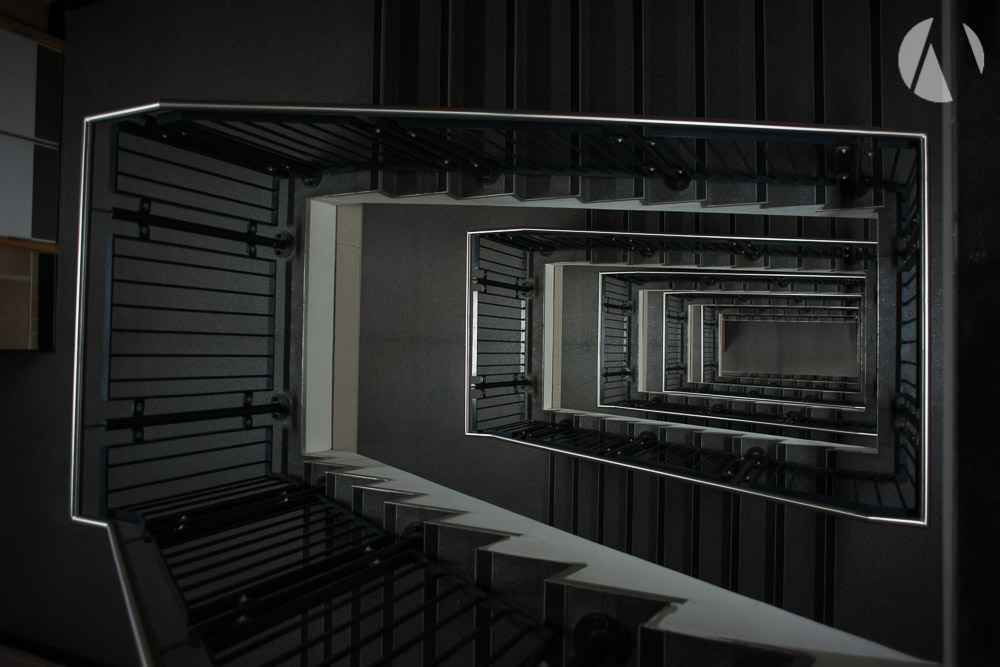 Death Star Staircase NCP