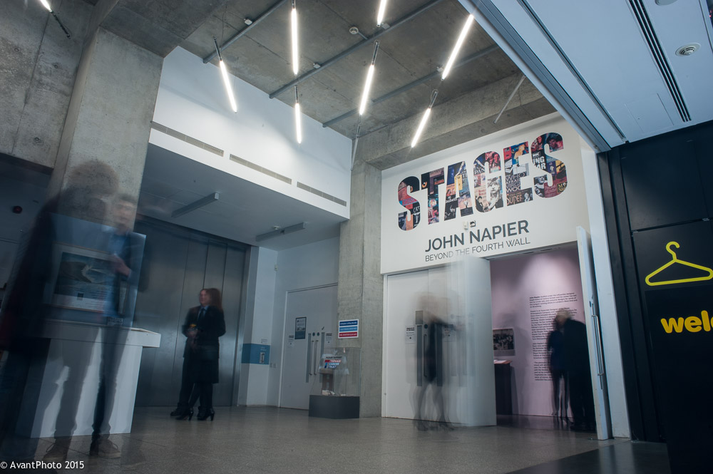 Stages, In the main gallery space - Towner, Eastbourne