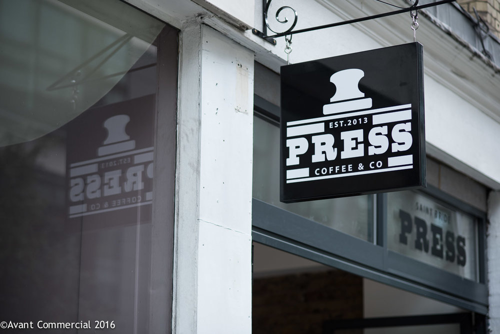 St Bride Press - London