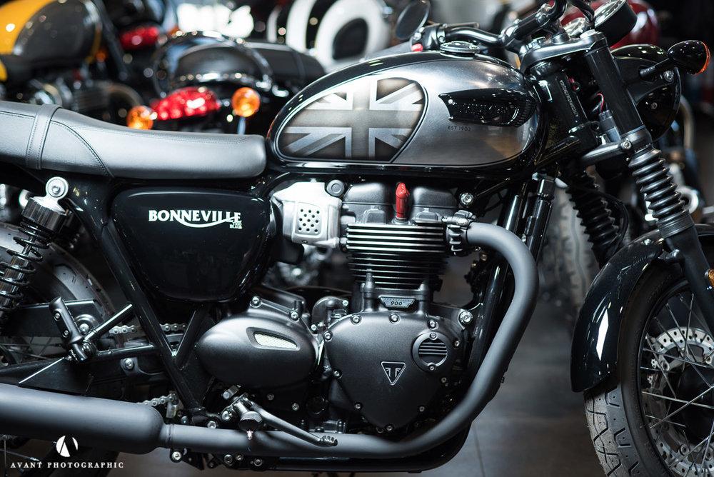 Triumph T100 Bonneville